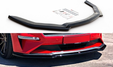 Maxton Design Frontsplitter mit ABE | Ford Mustang MK6 Facelift