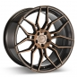 "Mobile Preview: WHEELFORCE CF.2-FF 20"" RADSATZ BRUSHED BRONZE MERCEDES C63 / C63s W205 Limousine und T-Modell"