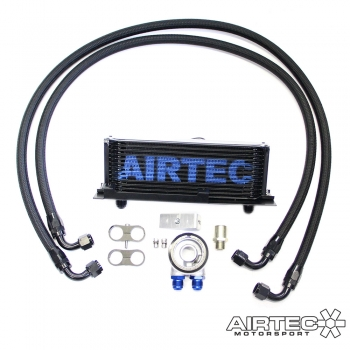 AIRTEC ÖLKÜHLER KIT INKL. THERMOSTAT | FORD FOCUS RS MK3