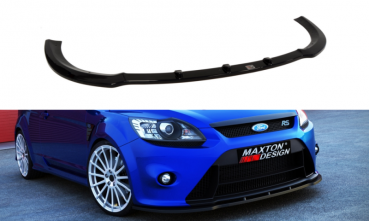 MAXTON DESIGN FRONT SPLITTER V.1 |  FORD FOCUS RS MK2 MIT ABE