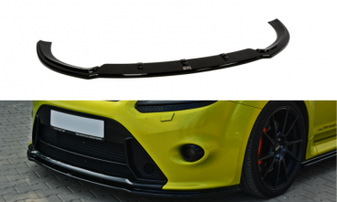 MAXTON DESIGN FRONT SPLITTER V.2 |  FORD FOCUS RS MK2 MIT ABE