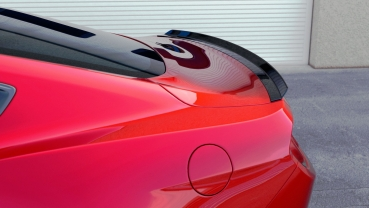 MAXTON DESIGN SPOILER CAP |  FORD MUSTANG MK6 GT MIT ABE
