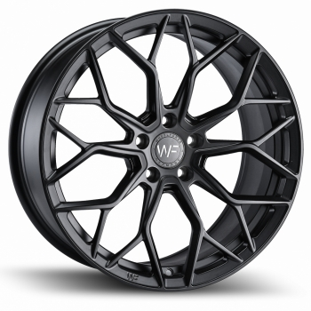 "WHEELFORCE SL.1-FF 19"" RADSATZ DEEP BLACK  