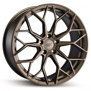 "WHEELFORCE SL.1-FF 19"" RADSATZ SATIN BRONZE 