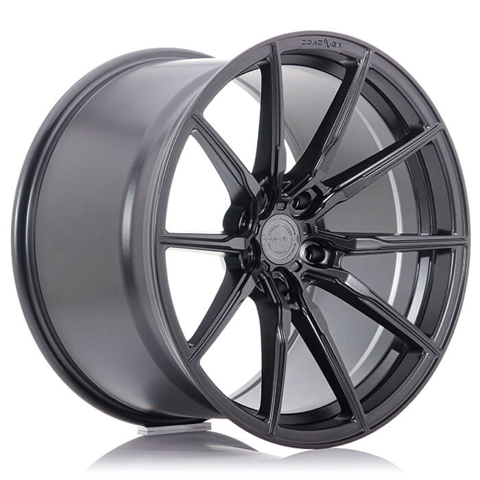 Concaver Wheels CVR4 Carbon Graphite Ford Mustang LAE