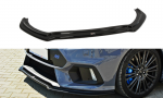 MAXTON DESIGN FRONT SPLITTER V.4 |  FORD FOCUS RS MK3 MIT ABE